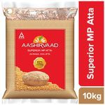 Aashirvaad Atta - Whole Wheat 10 kg