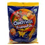 Candyman Fruitee fun 340 gm