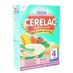 Nestle Cerelac Cerelac Multi Grain Dal Veg Stage 4 300 gm