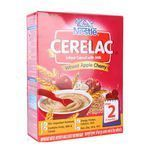 Nestle  Cerelac Wheat Apple Cherry Stage 2 300 gm