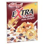 Kelloggs Extra Muesli Nuts Delight 275 gm