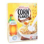 Kelloggs Real Honey Flakes Breakfast 125 gm