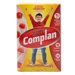 Complan Health Drink - Strawberry Flavour 500 gm