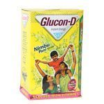 Glucon-D Nimbu Pani 500 gm