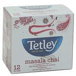 Tetley Masala Tea Bags 12 nos Pack of 12