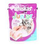 Whiskas Junior Ocean Fish upto 1 year 85 gm