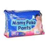 Mamy Poko Pant Style Diapers Medium 7-12 kg 9 nos