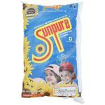 Sunpure Refined Sunflower Oil 1 lt
