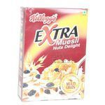 Kelloggs Extra Muesli Nuts Delight 550 gm