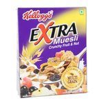 Kelloggs Extra - Muesli Crunchy Fruit and Nut 275 gm