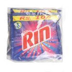 Rin Detergent washing Powder 150 gm Pack of 6