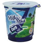 Milky Mist Farm Fresh Curd/Dahi 400 gm
