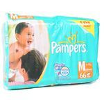 Pampers Medium - 66 packs 66 nos