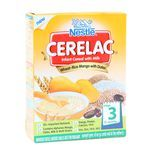 Nestle  Cerelac Rice Mango Stage 3 300 gm
