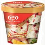 Kwality Walls Select - Strawberry Cheese Cake 750 ml