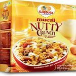 Saffola Nutty Crunch Muesli 225 gm