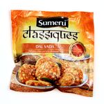 Sumeru Dal Vada - Delicious, Crispy and Spicy 240 gm